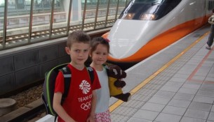 High Speed Rail in Taiwan