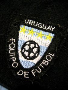 Uruguay Badge