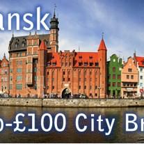 Gdansk City Break for less than £100