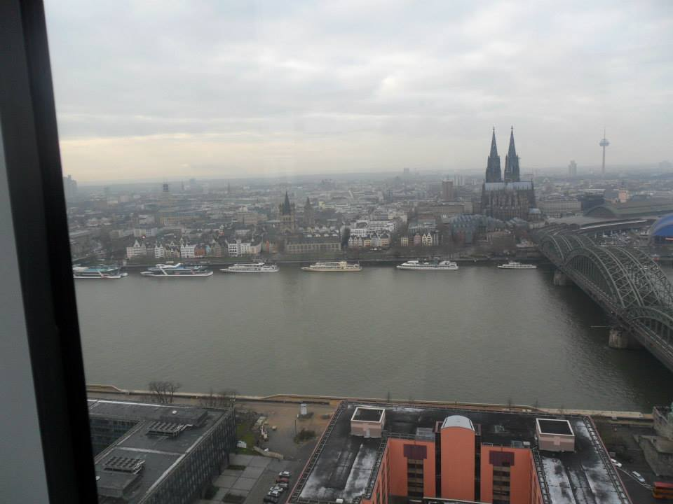 Cologne - view